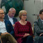 Michael Kruse, Heike Sudmann und Marcus Weinberg